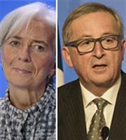 Σε σκληρή γραμμή ΔΝΤ και ΕΕ για το ελληνικό ζήτημα