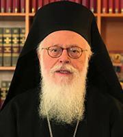 Παίρνει εξιτήριο ο Ο αρχιεπίσκοπος Αλβανίας Αναστάσιος