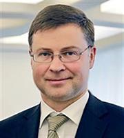 Ντομπρόβσκις: Θέμα αξιοπιστίας για τις αγορές η συνέχιση της παρουσίας του ΔΝΤ