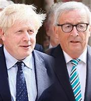 Προειδοποίηση Γιούνκερ προς το Λονδίνο για το Brexit