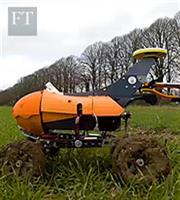 Τα ρομπότ φέρνουν... επανάσταση στις αγροτικές καλλιέργειες