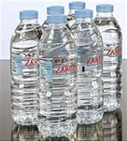 «Καλύτερο εμφιαλωμένο νερό του κόσμου» αναδείχθηκε το ZARO's