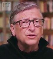 Bill Gates και Βρετανία ενώνουν δυνάμεις για επενδύσεις £400 εκατ.