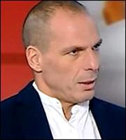 Βαρουφάκης: Καλώ τον κ. Σταϊκούρα να ηχογραφήσει το σημερινό Eurogroup!