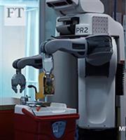 Τα ρομπότ μαθαίνουν τώρα πως… να συνεργάζονται