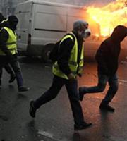 Γαλλία: 1.723 προσαγωγές στις χθεσινές διαδηλώσεις