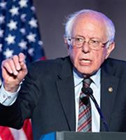 Πρώτος ο Σάντερς στην κούρσα για το χρίσμα των Δημοκρατικών