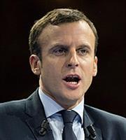 Γαλλία: Διαδηλωτές πήγαν να εισβάλουν σε θέατρο όπου ήταν ο Μακρόν