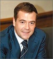 Μεντβέντεφ: «Ευκαιρία» να βελτιώσουμε τις σχέσεις με Ουκρανία