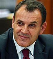 Ν. Παναγιωτόπουλος: Ελληνικά F-16 πέταξαν πάνω από την Κύπρο