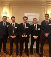 Η ομάδα του Παν. Πειραιώς νικήτρια στο CFA Institute Research Challenge