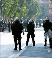 Δέκα προσαγωγές για τα επεισόδια στο φοιτητικό συλλαλητήριο