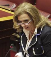 Παραιτήθηκε από βουλευτής του ΣΥΡΙΖΑ η Θ. Μεγαλοοικονόμου