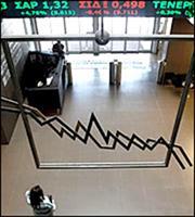 Χρηματιστήριο: Πτώση 65% στις τράπεζες από την αρχή του χρόνου