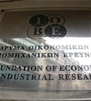 Ανάπτυξη 3,5-4% προβλέπει για φέτος το ΙΟΒΕ