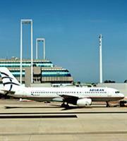 Προσωρινή ολιγόωρη αναστολή λειτουργίας αεροδρομίου Ηρακλείου