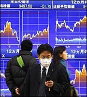 Τεχνολογικές πιέσεις στα ασιατικά χρηματιστήρια