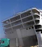 Ενημέρωση των επιβατών από το Λιμενικό στον Πειραιά