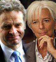 Το ΔΝΤ ρίχνει το μπαλάκι στην ΕΕ για χρέος-πρόγραμμα