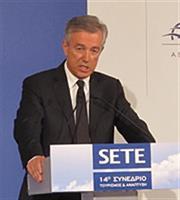 Το μήνυμα Ανδρεάδη στους Ελληνες ξενοδόχους