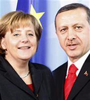 Τηλεφωνική επικοινωνία Μέρκελ- Ερντογάν για τη Συρία