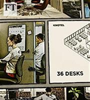 Πώς θα μοιάζουν τα γραφεία το 2050