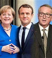 Τα γερμανικά σχέδια για μια Ευρώπη… κομμένη στα δύο