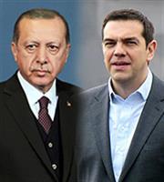 Με θετική ατζέντα η συνάντηση Τσίπρα-Ερντογάν