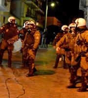 Αποχώρησαν δυνάμεις των ΜΑΤ από Μυτιλήνη και Χίο