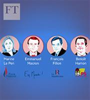 Οι 2+2 κρίσιμες εκλογικές αναμετρήσεις στη Γαλλία