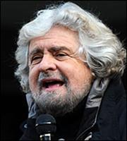 Ιταλία: Προβάδισμα πέντε μονάδων δίνει στον Γκρίλο δημοσκόπηση