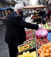 Αγορά: «Μοντέλο Πάτρας» φέρνουν τα περιοριστικά μέτρα στην Αττική