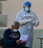 Κορωνοϊός: 2.255 κρούσματα με 39 θανάτους από Covid-19
