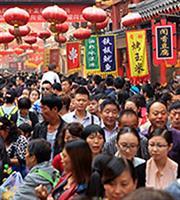 Κατά 17,7% αυξήθηκε ο τζίρος στο λιανεμπόριο τον Απρίλιο στην Κίνα