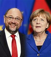 Γερμανία: Στο 40% το κόμμα της Μέρκελ, έναντι 23% του SPD