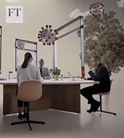 Νέες τεχνολογίες για... covid free χώρους γραφείων