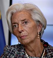 Λαγκάρντ: Η ΕΚΤ βλέπει σταθεροποίηση της οικονομίας