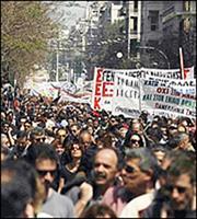 ΑΔΕΔΥ: Μαζική συμμετοχή στην απεργία και στα συλλαλητήρια