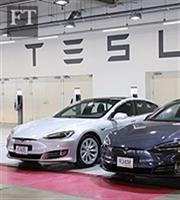 Εκρηξη σε παρκαρισμένο Model S της Tesla στη Σανγκάη