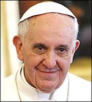 Ο Πάπας Φραγκίσκος αναμένεται στη Μυτιλήνη