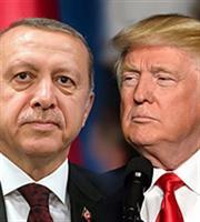 Τηλεφωνική επικοινωνία Τραμπ-Ερντογάν για τη Λιβύη