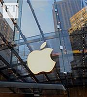 Η μετοχή της Apple πήρε την… κάτω βόλτα