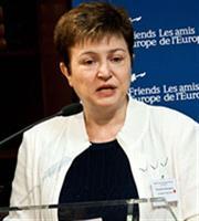 Γκεοργκίεβα: Τα ψηφιακά νομίσματα μπορούν να βοηθήσουν τις κεντρικές τράπεζες
