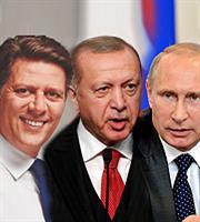 Ιδανικοί αυτόχειρες; O Μιλτιάδης, ο Ερντογάν και το παράδειγμα του Πούτιν