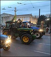 Ξεκινούν μπλόκα την Τετάρτη οι αγρότες