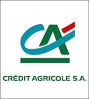 Αλμα 65% στα καθαρά κέρδη της Credit Agricole το Q4