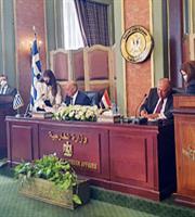 Η συμφωνία Αθήνας-Καϊρου για την ΑΟΖ και τα νέα δεδομένα