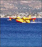 Ελληνική συμμετοχή στον ευρω-στόλο πυροσβεστικών αεροσκαφών