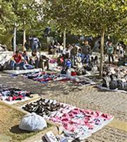 Νέα επιχείρηση κατά του παρεμπορίου στο κέντρο της Αθήνας