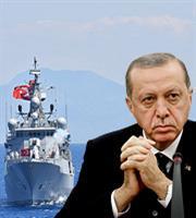 Αντικειμενική στάση ζήτησε ο Ερντογάν από τον Σαρλ Μισέλ